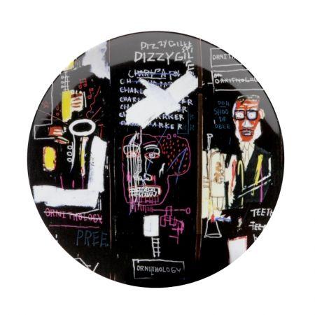 Multiple Basquiat - Horn players