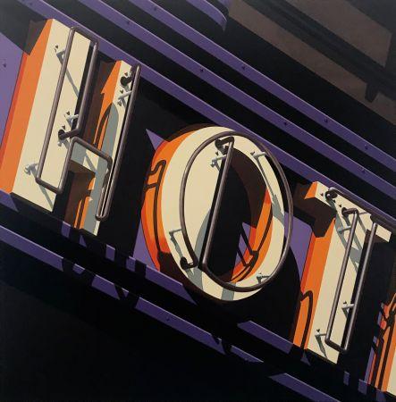 Screenprint Cottingham - HOT