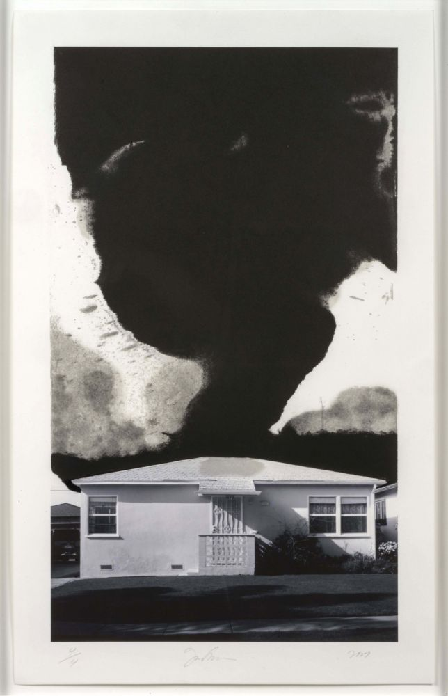 Lithograph Goode - House Tornado (12790)