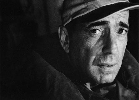 Photography Willoughby - Humphrey Bogart – head