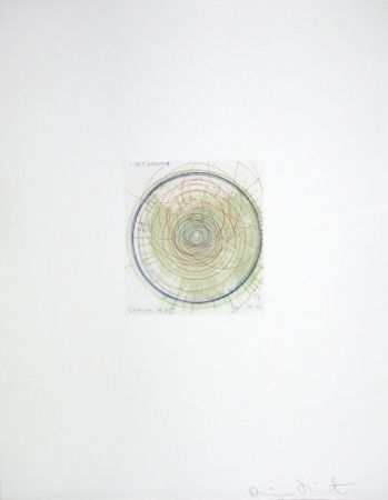 Etching Hirst - I Get Around, from In a Spin