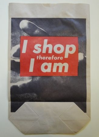 No Technical Kruger - I shop therefore I am