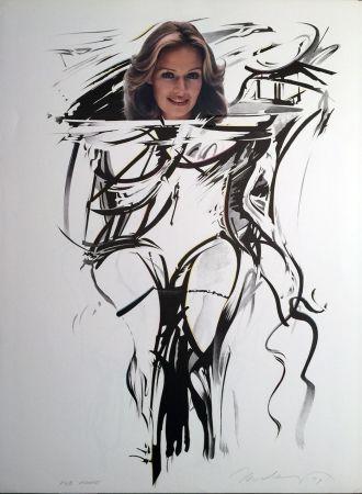 Lithograph Ramos -  I Still Get A Thrill When I See Bill I