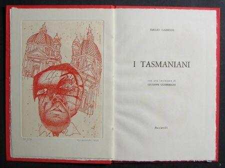 Illustrated Book Guerreschi - I Tasmaniani