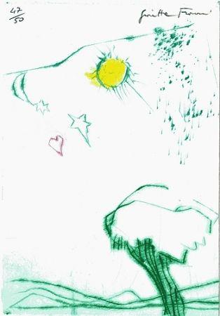 Illustrated Book Fioroni - Il canto della terra