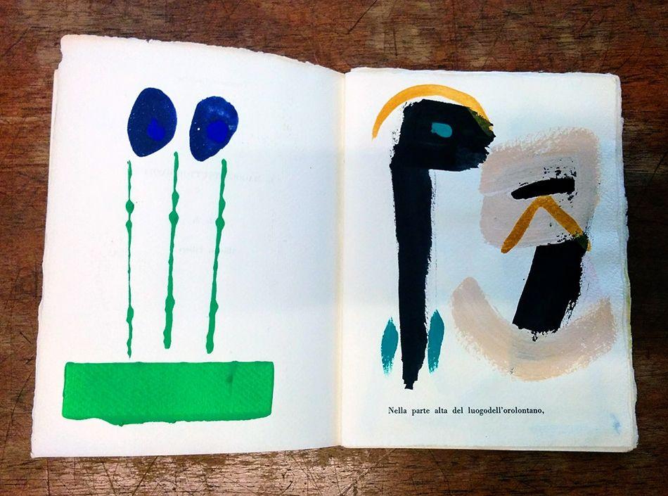 Illustrated Book Cascella - Il Magocostruttordivoli