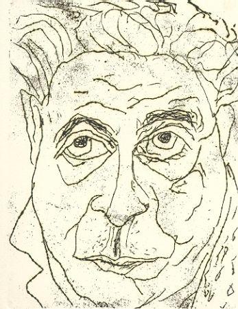 Illustrated Book Sinisgalli - Il tempietto