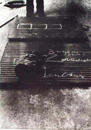 Screenprint Beuys - Im Kopf und im Topf