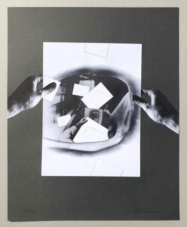 Lithograph Paolini - Immacolata concezione