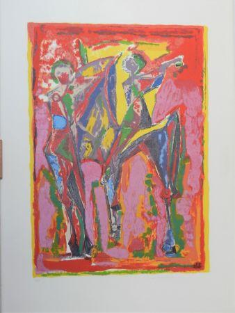 Lithograph Marini - Immaginaizone di colore