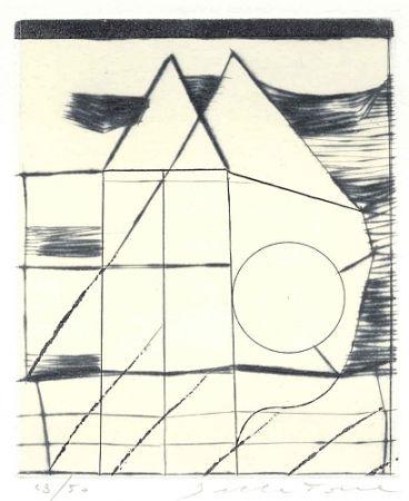 Illustrated Book Della Torre - Immagini riflesse