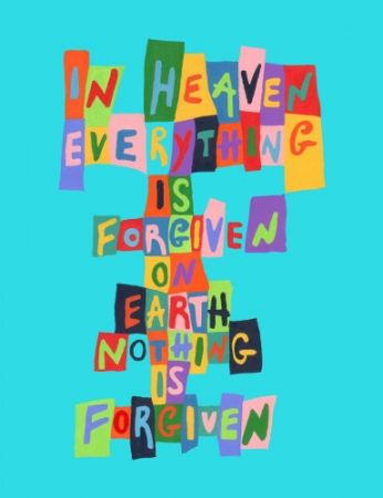No Technical Boel - In Heaven Everything is Forgiven…On Earth Nothing is Forgiven