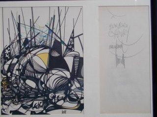 Lithograph Moretti - INCONUE