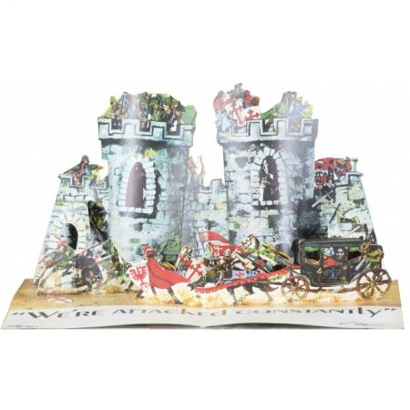Illustrated Book Warhol - Index book - Castle