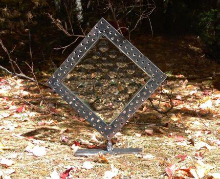 No Technical Bejar - Industrial Magiscope Sculpture