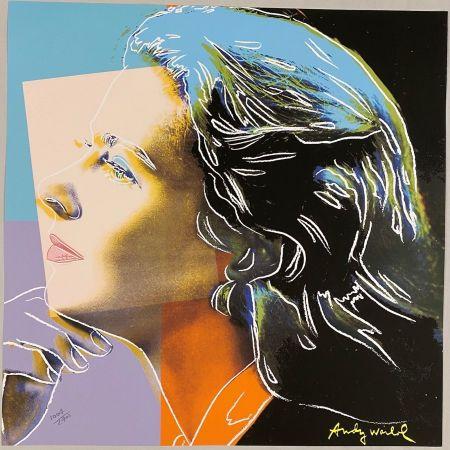 Offset Warhol - Ingrid Bergman