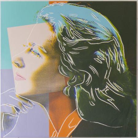 Screenprint Warhol - Ingrid Bergman, Herself (FS II.313)