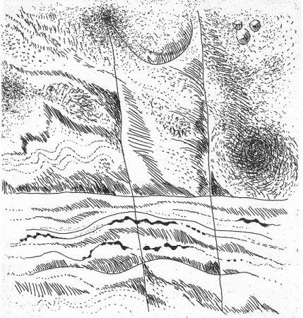 Illustrated Book Mirek - Inni di Goethe. Gesang der geister uber den wassern. Grenzen der menschheit. Das gottliche