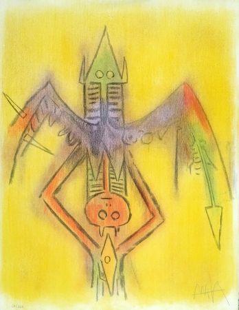 Lithograph Lam - Innocence