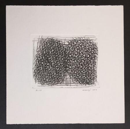 Engraving Dorazio - Intaglio 3