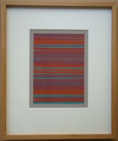 Screenprint Albers - Interaction of Color