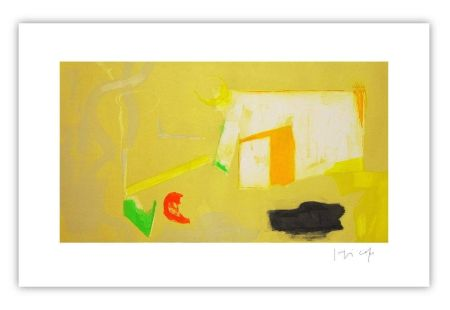 Etching Capa - Interior amarillo