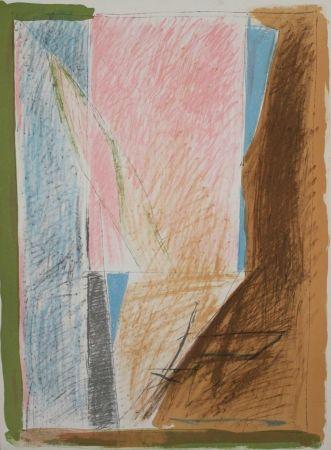 Lithograph Ràfols Casamada - Interiors 10