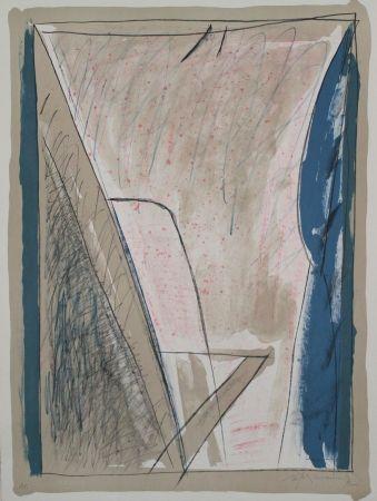 Lithograph Ràfols Casamada - Interiors 2