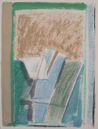 Lithograph Ràfols Casamada - Interiors 8