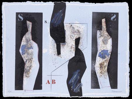 Carborundum Coignard - Inversé en AB