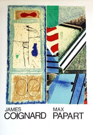 Lithograph Coignard - J Coignard  Max Papart