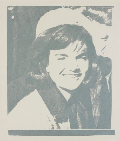 Screenprint Warhol - Jacqueline Kennedy I
