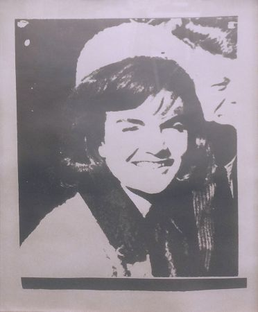 Screenprint Warhol - JACQUELINE KENNEDY I FS II.13