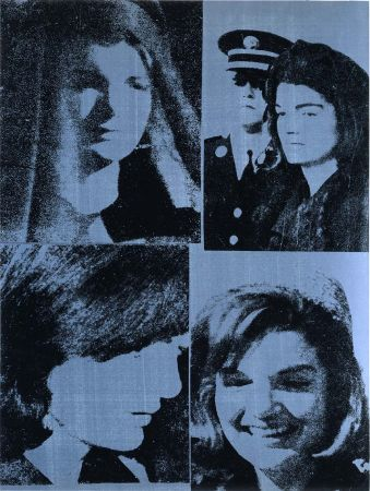 Screenprint Warhol - Jacqueline Kennedy III (Jackie III) (FS II.15)