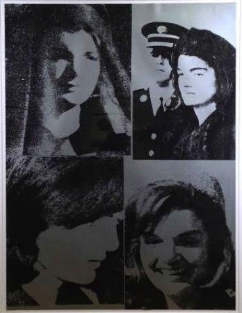 Screenprint Warhol - Jacqueline Kennedy (Jackie lll)
