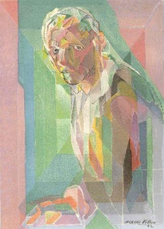 Illustrated Book Villon - Jacques Villon ou l'art glorieux