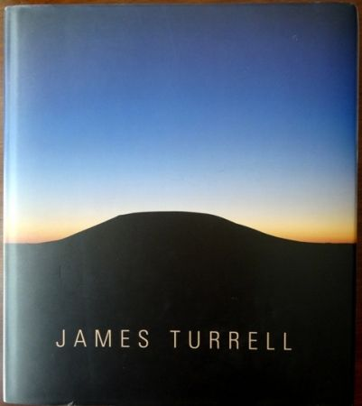 Illustrated Book Turrell - James turrell