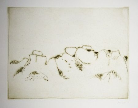 Etching And Aquatint Music - Jardins