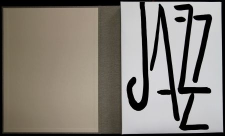 Illustrated Book Matisse - JAZZ - Lithographies Originales / Original Lithographs
