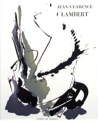 Illustrated Book Miotte - Jean-Clarence Lambert