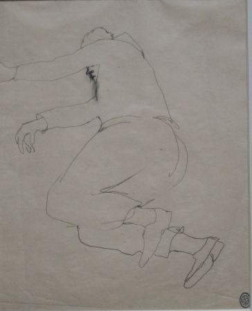 No Technical Cocteau - Jean Desbordes sleeping