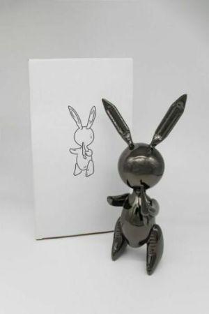 No Technical Koons - Jeff Koons (After) - Balloon Rabbit Black