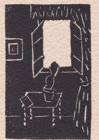 Woodcut Benoit - Jeux