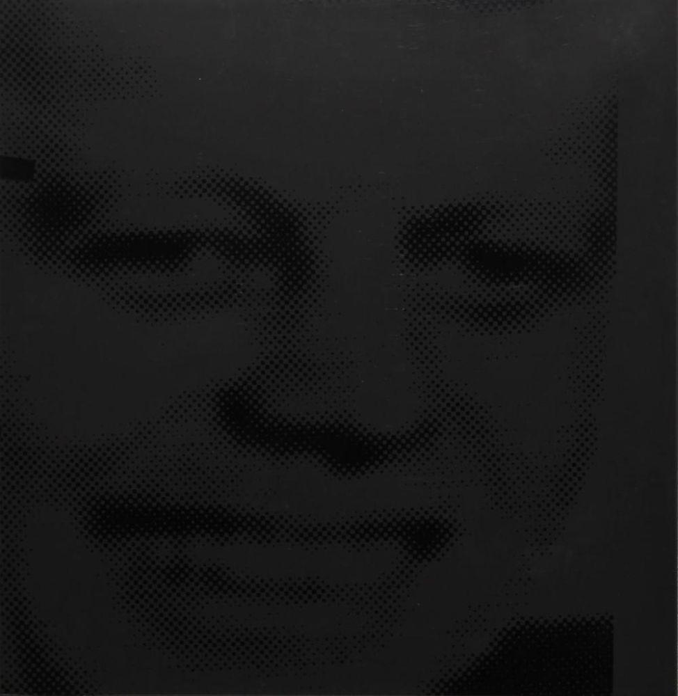 Multiple Warhol - JFK (Black)