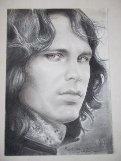 Multiple Zuniga - Jim Morrison