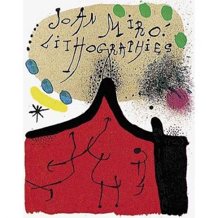 Illustrated Book Miró - Joan Miró. Litógrafo. Vol. I: 1930-1952