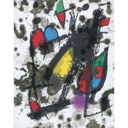 Illustrated Book Miró - Joan Miró Litógrafo. Vol. II: 1953-1963