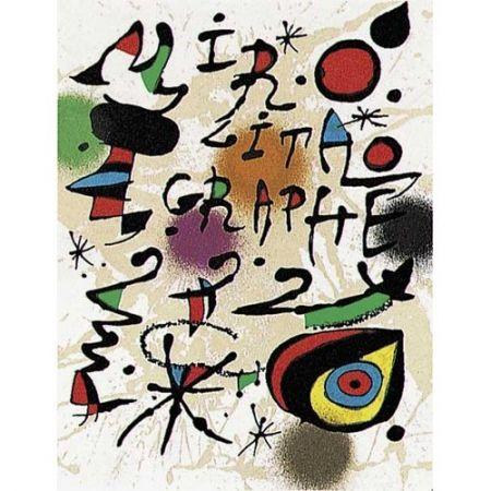 Illustrated Book Miró -  Joan Miró. Litógrafo. Vol. III: 1964-1969