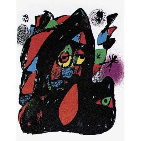 Illustrated Book Miró - Joan Miró. Litógrafo Vol. IV: 1969-1972.catalogue raisonne