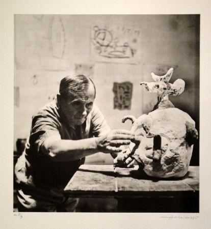 Photography Scheidegger - Joan Miro